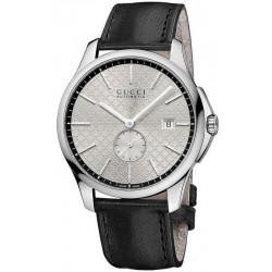 Buy Men's Gucci Watch G-Timeless Large Slim YA126313 Automatic