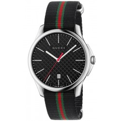 Buy Men's Gucci Watch G-Timeless Large Slim YA126321 Quartz