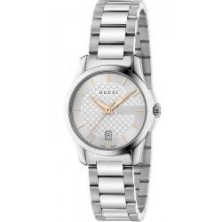 Buy Women's Gucci Watch G-Timeless Small YA126523 Quartz
