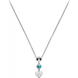 Buy Women's Gucci Necklace Trademark YBB32587100100U Heart