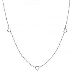Buy Women's Gucci Necklace Boule YBB39093400100U Heart