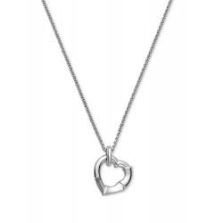 Buy Women's Gucci Necklace Bamboo YBB39339500100U Heart