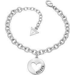 Buy Women's Guess Bracelet G Girl UBB51434 Heart
