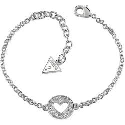 Buy Women's Guess Bracelet G Girl UBB51495 Heart