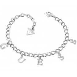 Buy Women's Guess Bracelet Iconic Charme UBB61080-S