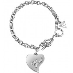 Women's Guess Bracelet Love UBB71530 Heart