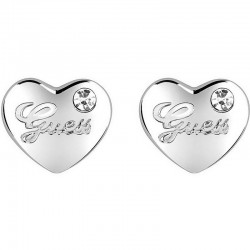 Buy Women's Guess Earrings Iconic UBE21519 Heart