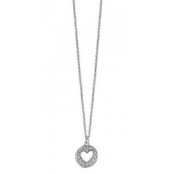 Buy Women's Guess Necklace G Girl UBN51474 Heart