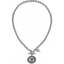 Buy Women's Guess Necklace G Girl UBN51489