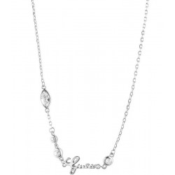 Buy Women's Guess Necklace Shiny Guess UBN61022
