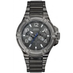 Men's Guess Watch Rigor W0218G1 Multifunction