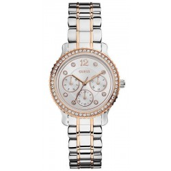 Buy Women's Guess Watch Enchanting W0305L3 Multifunction