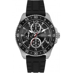 Buy Men's Guess Watch Jet W0798G1 Multifunction