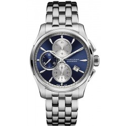 Buy Men's Hamilton Watch Jazzmaster Auto Chrono H32596141