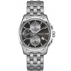 Buy Men's Hamilton Watch Jazzmaster Auto Chrono H32596181