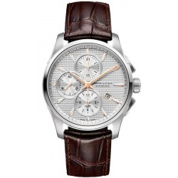 Buy Men's Hamilton Watch Jazzmaster Auto Chrono H32596551