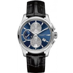 Buy Men's Hamilton Watch Jazzmaster Auto Chrono H32596741