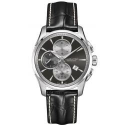 Buy Men's Hamilton Watch Jazzmaster Auto Chrono H32596781