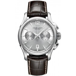 Buy Men's Hamilton Watch Jazzmaster Auto Chrono H32606855