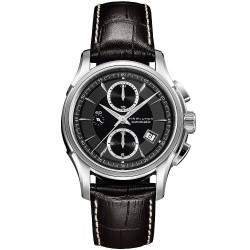 Buy Men's Hamilton Watch Jazzmaster Auto Chrono H32616533