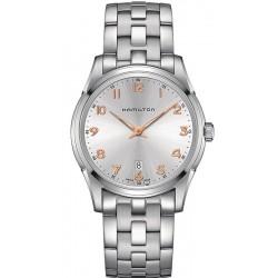 Men's Hamilton Watch Jazzmaster Thinline Quartz H38511113