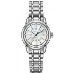 Buy Women's Hamilton Watch Railroad Lady Auto H40405191 Diamonds