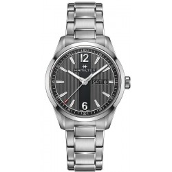 Buy Men's Hamilton Watch Broadway Day Date Quartz H43311135