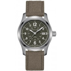 Men's Hamilton Watch Khaki Field Auto 42MM H70605963