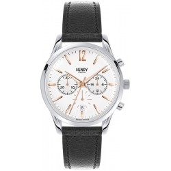 Buy Unisex Henry London Watch Highgate HL39-CS-0009 Quartz Chronograph