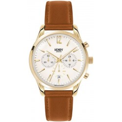 Buy Unisex Henry London Watch Westminster HL39-CS-0014 Quartz Chronograph