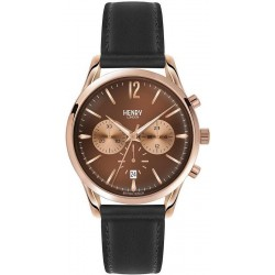 Buy Men's Henry London Watch Harrow HL39-CS-0054 Quartz Chronograph