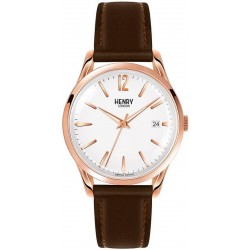 Buy Unisex Henry London Watch Richmond HL39-S-0028 Quartz