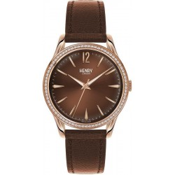 Buy Women's Henry London Watch Harrow HL39-SS-0052 Quartz