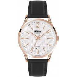 Buy Men's Henry London Watch Richmond HL41-JS-0038 Quartz