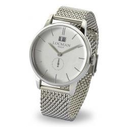 Buy Men's Locman Watch 1960 Gran Data Quartz 0252V06-00AGNKB0