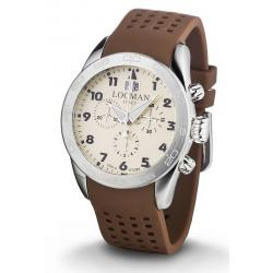Buy Men's Locman Watch Isola d'Elba Quartz Chronograph 0460A04-00AVBKSN