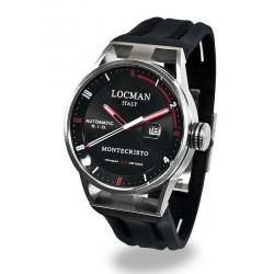 Buy Men's Locman Watch Montecristo Automatic 051100BKFRD0GOK