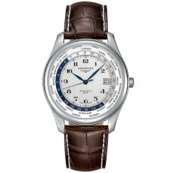 Buy Men's Longines Watch Master Collection L28024703 GMT Automatic