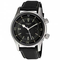 Buy Men's Longines Watch Heritage Legend Diver Automatic L36744500