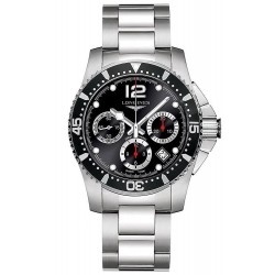 Buy Men's Longines Watch Hydroconquest L37444566 Automatic Chronograph