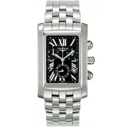 Buy Men's Longines Watch Dolcevita L56804796 Quartz Chronograph