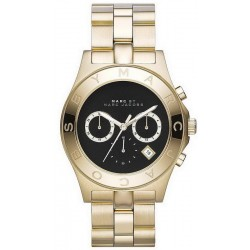 Buy Women's Marc Jacobs Watch Blade MBM3309 Chronograph
