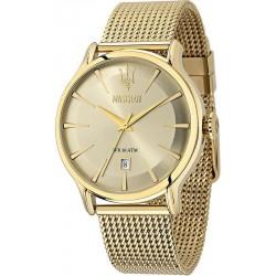 Buy Men's Maserati Watch Epoca R8853118003 Quartz