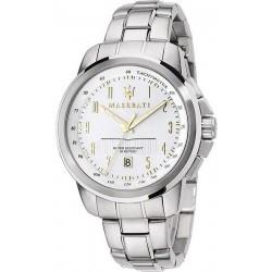 Buy Men's Maserati Watch Successo R8853121001 Quartz