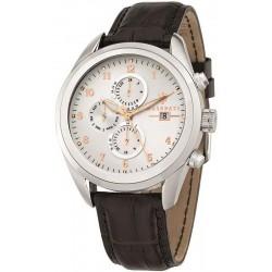 Buy Men's Maserati Watch Traguardo R8871612003 Multifunction Quartz