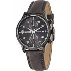 Buy Men's Maserati Watch Epoca R8871618002 Quartz Chronograph