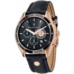 Buy Men's Maserati Watch Sorpasso R8871624001 Quartz Chronograph