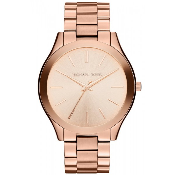 Buy Women's Michael Kors Watch Slim Runway MK3197