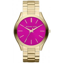 Women's Michael Kors Watch Slim Runway MK3264