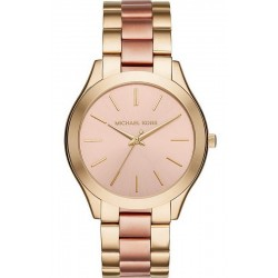 Women's Michael Kors Watch Slim Runway MK3493